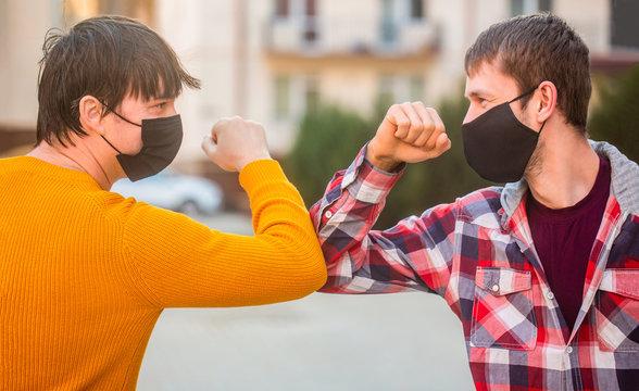 Salir con amigos en tiempos de pandemia