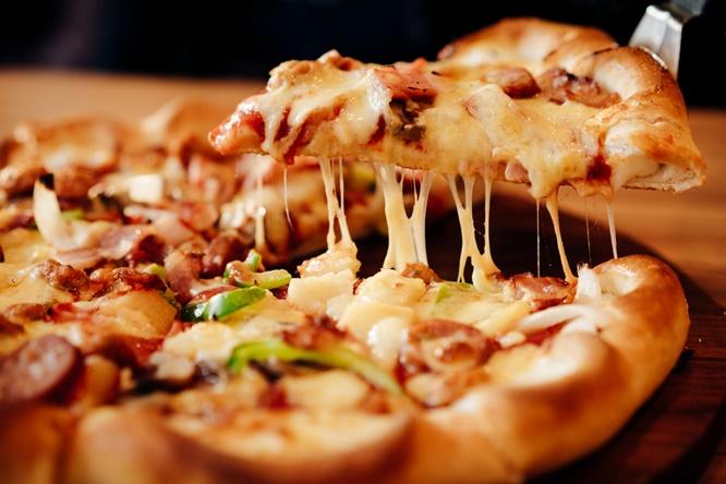 Países que consumen la mayor cantidad de pizza