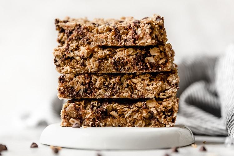 La granola no es parte de un desayuno saludable