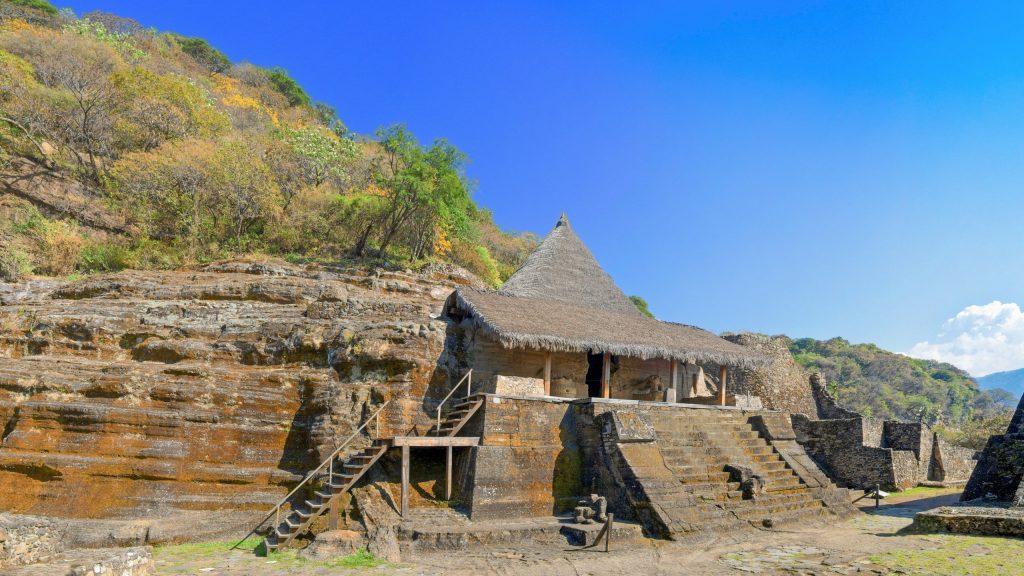 Ruinas arqueológicas de Malinalco